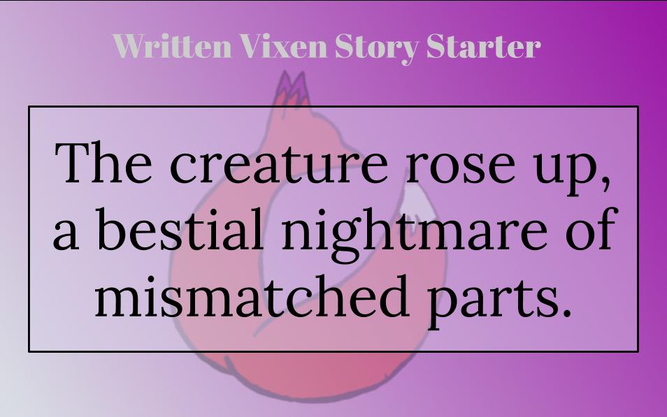 Story Starter (3)